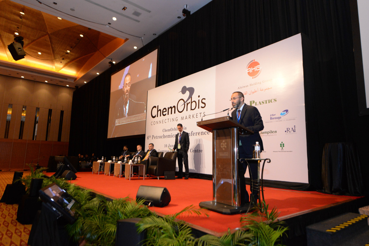 Chemorbis Asia 7th Petrochemicals Conference in Shanghai